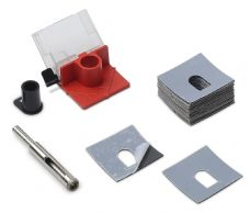 RUBI 4928 8 mm Wet Diamond Drill Bit Hole Cutter and Accessories